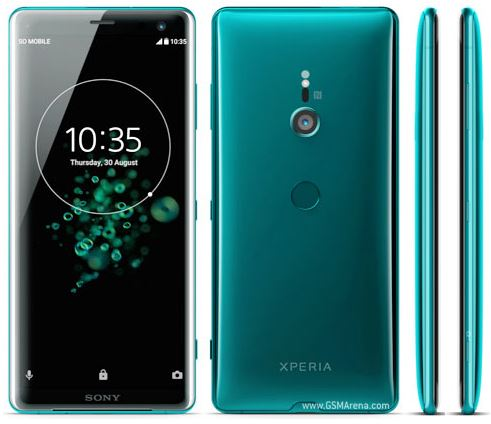 Interesting Sony Xperia XZ3